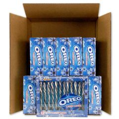 Oreo Flavored Candy Canes 12-12 ct cradles