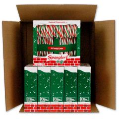 Spangler RG&W Candy Canes 6-18 ct cradles