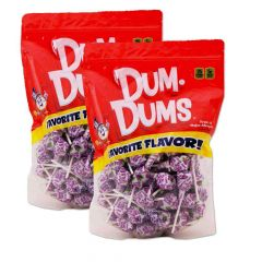 Grape Dum Dums 2 pack