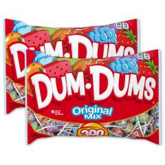 Dum Dums - 300 Ct Bag 2 Pack