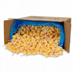 Dum Dums Yellow Cream Soda 30 lb bulk