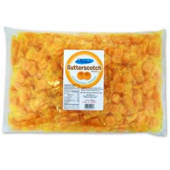 Butterscotch Hard Candy Discs 5 lb bag