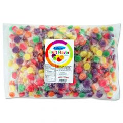 Classic Fruit Hard Candy Discs 5 lb bag