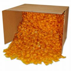 Butterscotch Hard Candy Discs 31 lb bulk