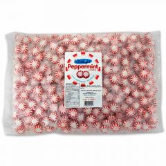 Starlight Peppermint Mints 5 lb bag