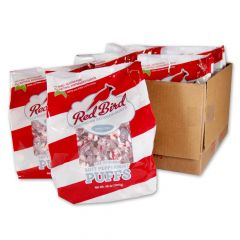 Red Bird Peppermint Puffs 6-240 ct bags
