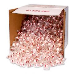 Red Bird Peppermint Puffs 1000 ct Clear Wrap