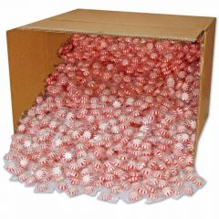 Starlight Peppermint Mints 31 lb bulk