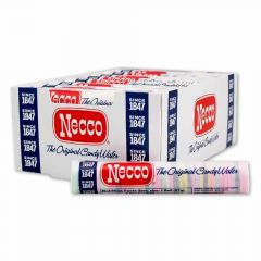 Original Necco Wafers 24 Count Tray