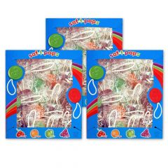 Saf-T-Pops 100 ct box 3 pack
