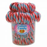 Jelly Belly Candy Canes - 1-80 Ct Jar