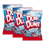Dum Dums Hawaiian Punch