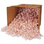 Red Bird Peppermint Puffs 20 lb Clear Wrap