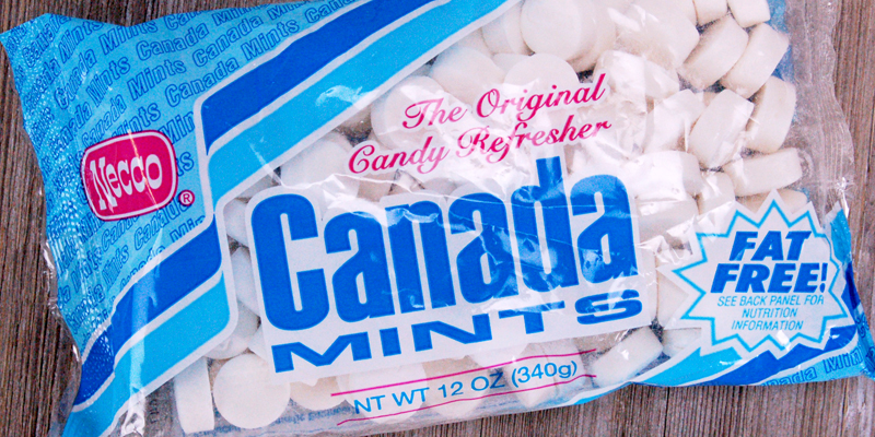 Canada Mints - The Original Candy Refresher