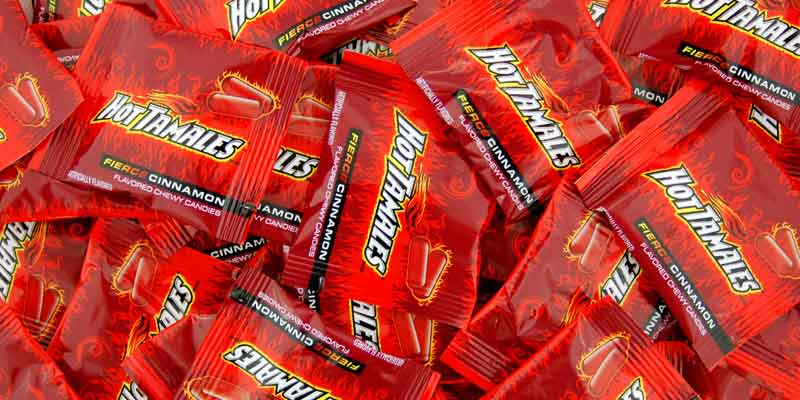 Hot Tamales Chewy Candy