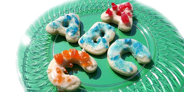 ABC Cookies | Spangler Candy Image